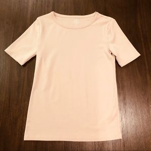 J. Crew Women's Perfect Fit Tee Shirt